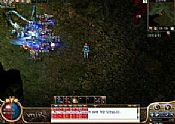 打渔平台,每个玩家帮助暗之黄泉教主不攻击